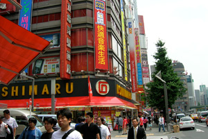 An Insider's Look at Japan: Akihabara