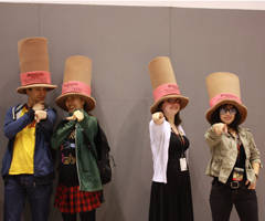 New York Comic Con 2011: Nintendo's Professor Layton and the Eternal Diva Event