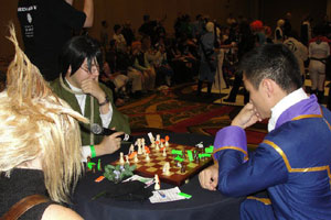 MechaCon VI: Cosplay Chess Footage