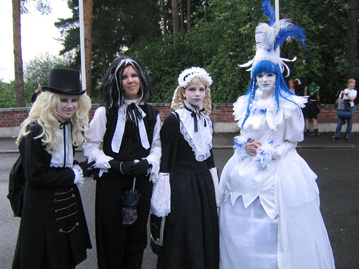 Animecon 3 / Finncon 2004