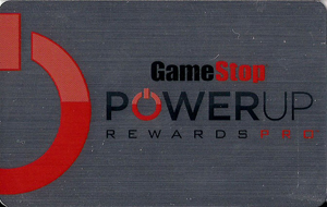 GameStop Power Up Rewards  2010