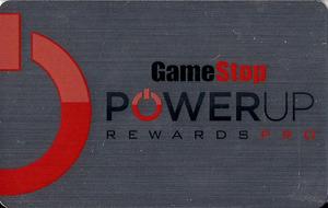 GameStop Power Up Rewards  2010