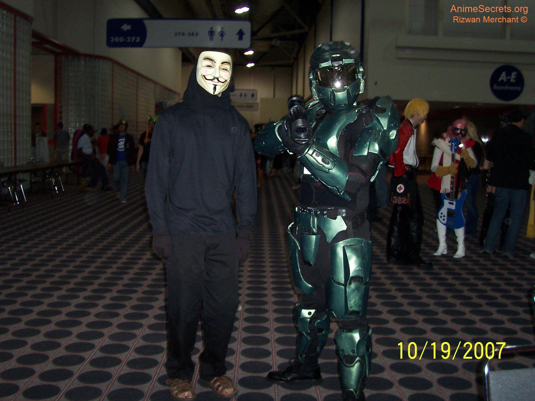 Oni-Con 2007 Photo Gallery