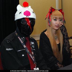 Aural Vampire Interview @ Anime Matsuri 2008