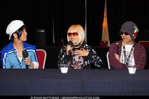 Bespa Kumamero @ Anime Matsuri 2008