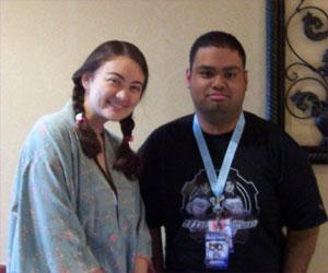 Lisa Furukawa Interview, MechaCon III