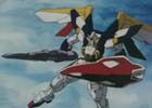 Mobile Suit Gundam Wing Review by Kuzu Ryu Sen