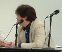 Otakon 2005: Kawamoto Toshihiro's Panel
