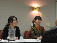 Sanada Asami Q&A Panel, Anime North 2005