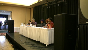 MechaCon V – Texas Voice Actor Panel