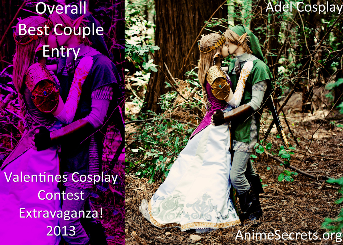 Valentines Cosplay Contest Extravaganza! 2013 – Results