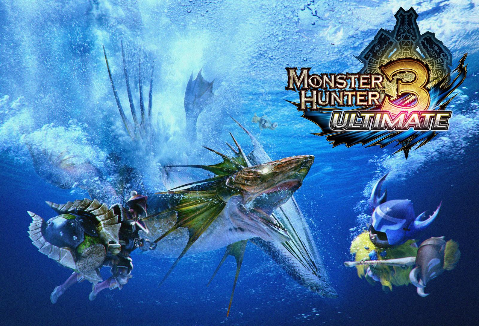 Monster Hunter 3 Ultimate Demo Review