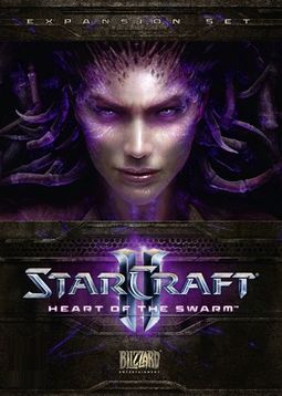 ZERG RUSH! STARCRAFT® II: HEART OF THE SWARM™ NOW LIVE