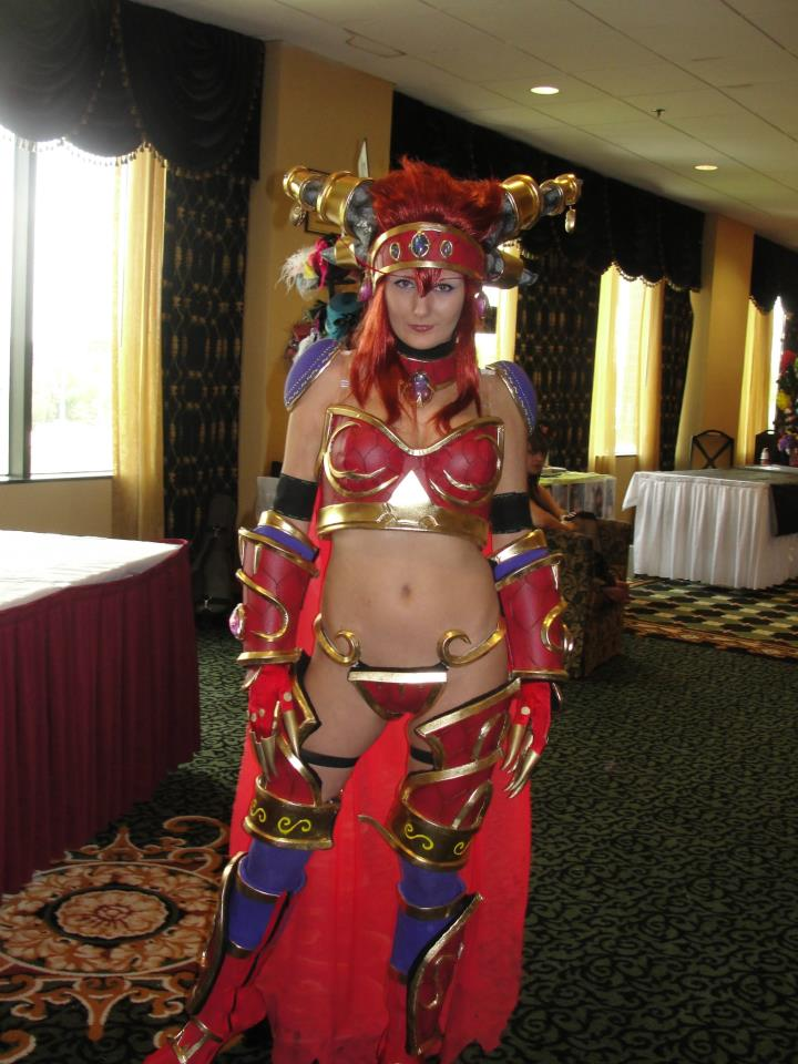 Cosplayer Spotlight #03: Kio