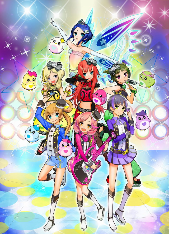 Pretty Rhythm Rainbow Live: First Impressions
