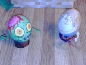 walking dead eggs