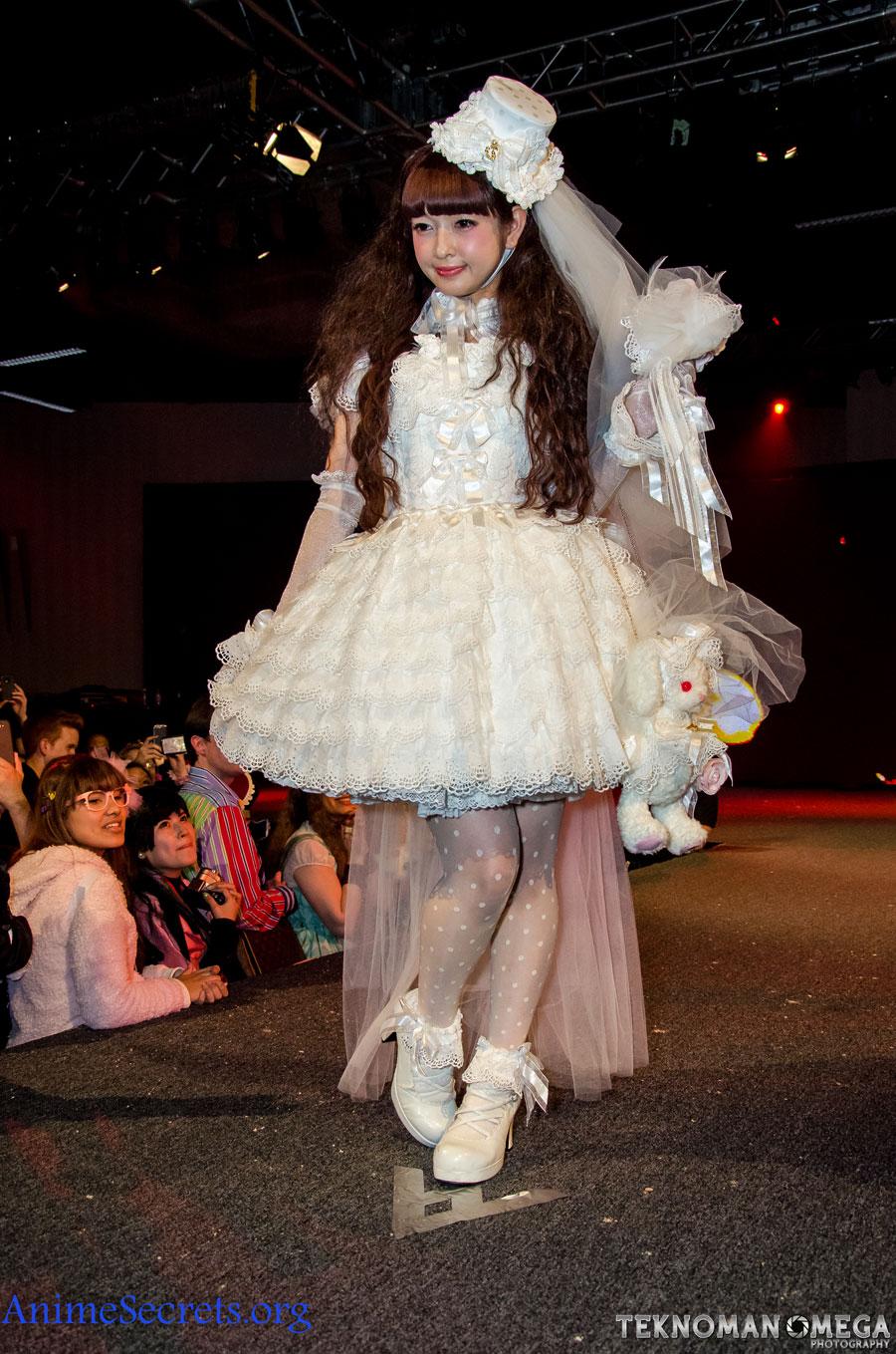 Anime Matsuri 2013 Lolita Fashion Show Photogallery