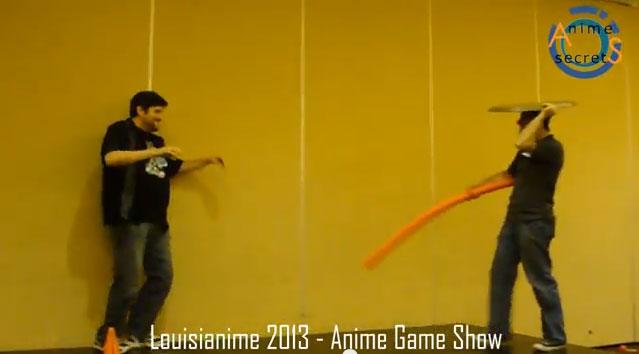 Louisianime 2013: Anime Game Show
