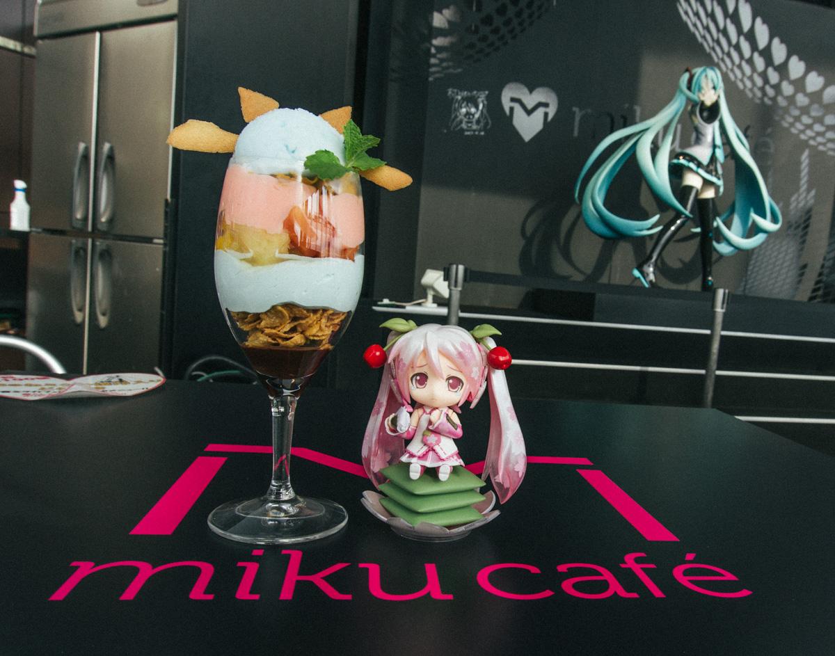 An Insider's Look at Japan: Miku Cafe