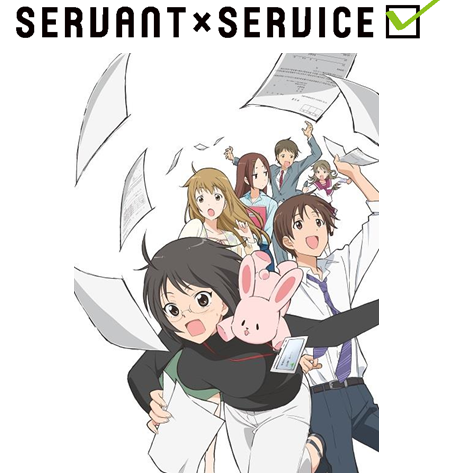 Aniplex of America has Acquired SERVANT × SERVICE