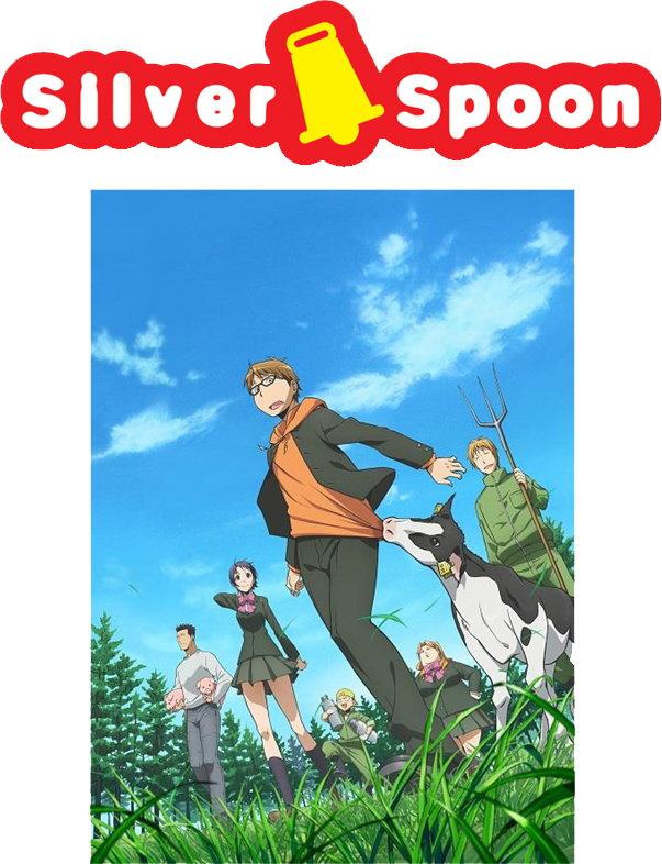 Silver Spoon First Impression by Hitmage