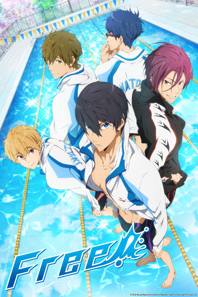 Free! – Iwatobi Swim Club: First Impressions