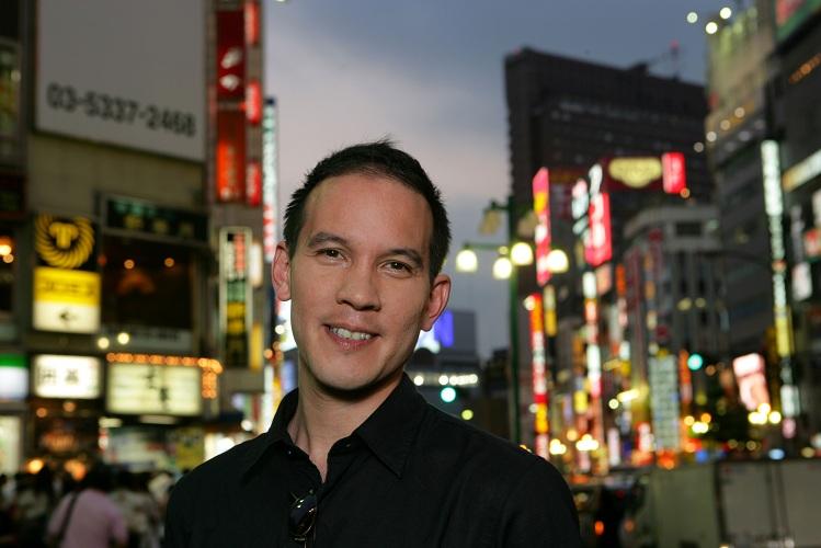 Otakon 20 Welcomes Back Author Roland Kelts