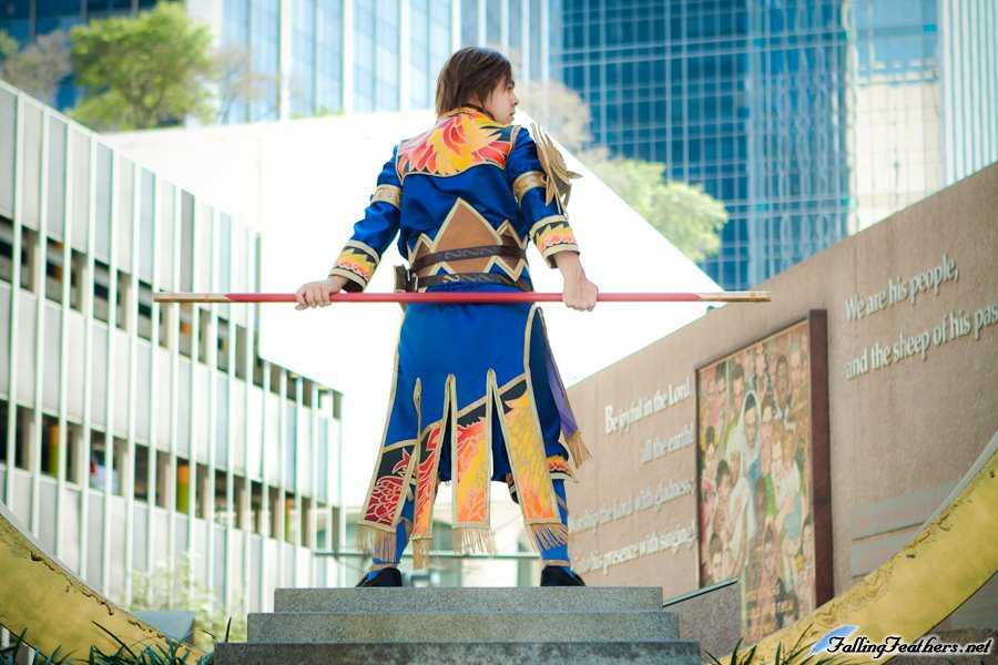 Cosplayer Spotlight #07: FateTwister Cosplay