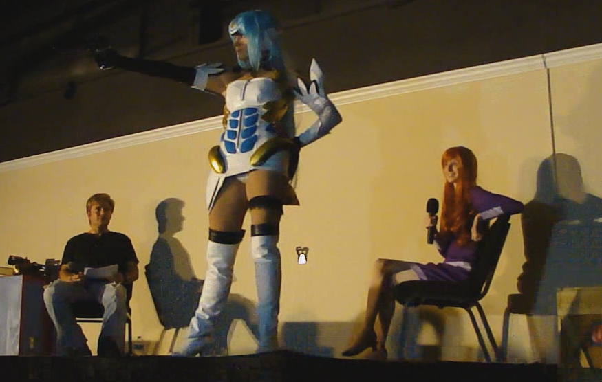 Bayoucon 2013 – Cosplay Contest Video