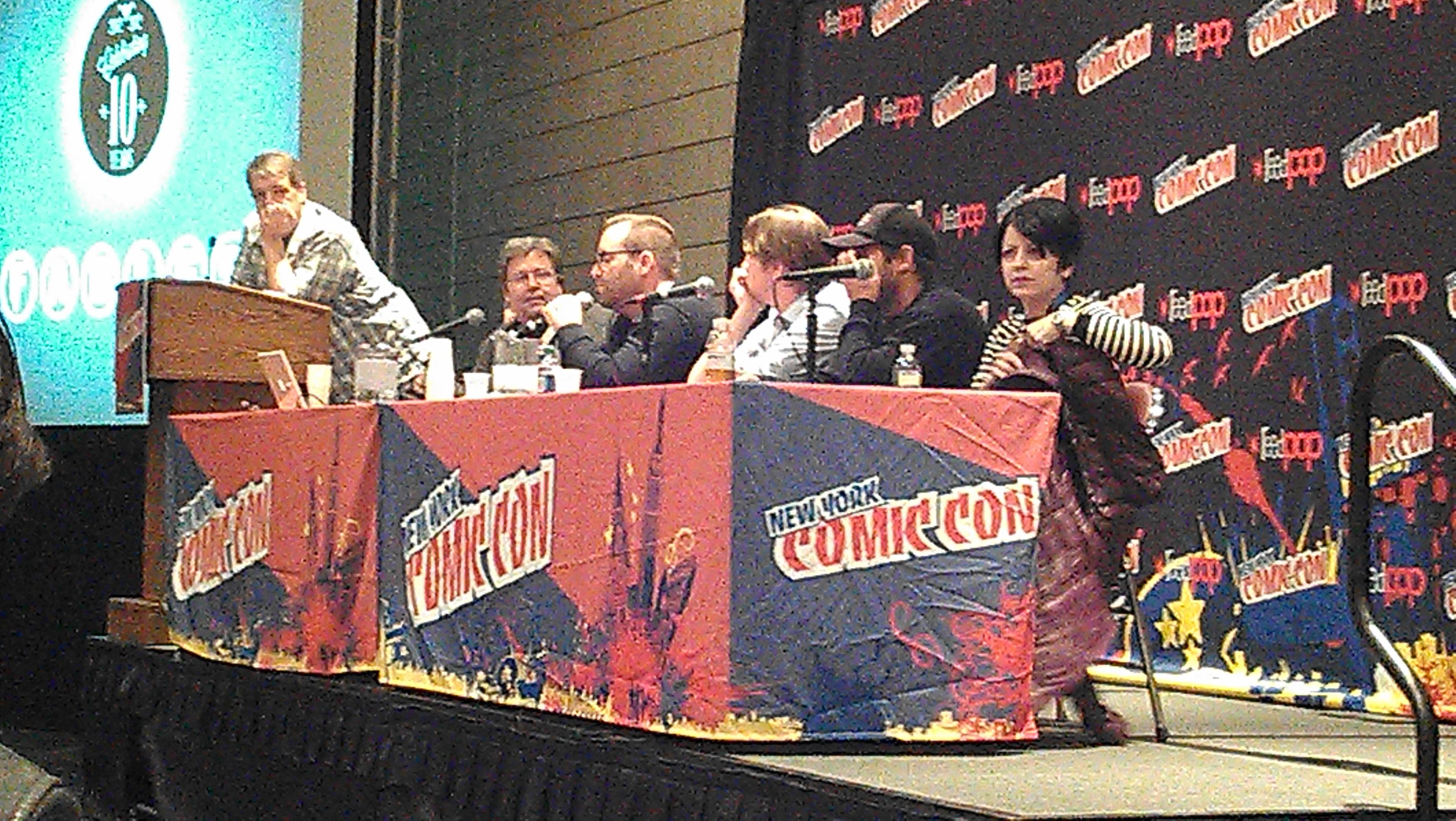 New York Comic Con 2012