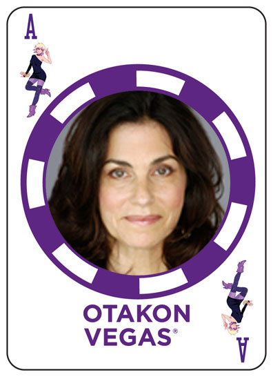 Otakon Vegas 2013 Welcomes Voice Actor Ellyn Stern