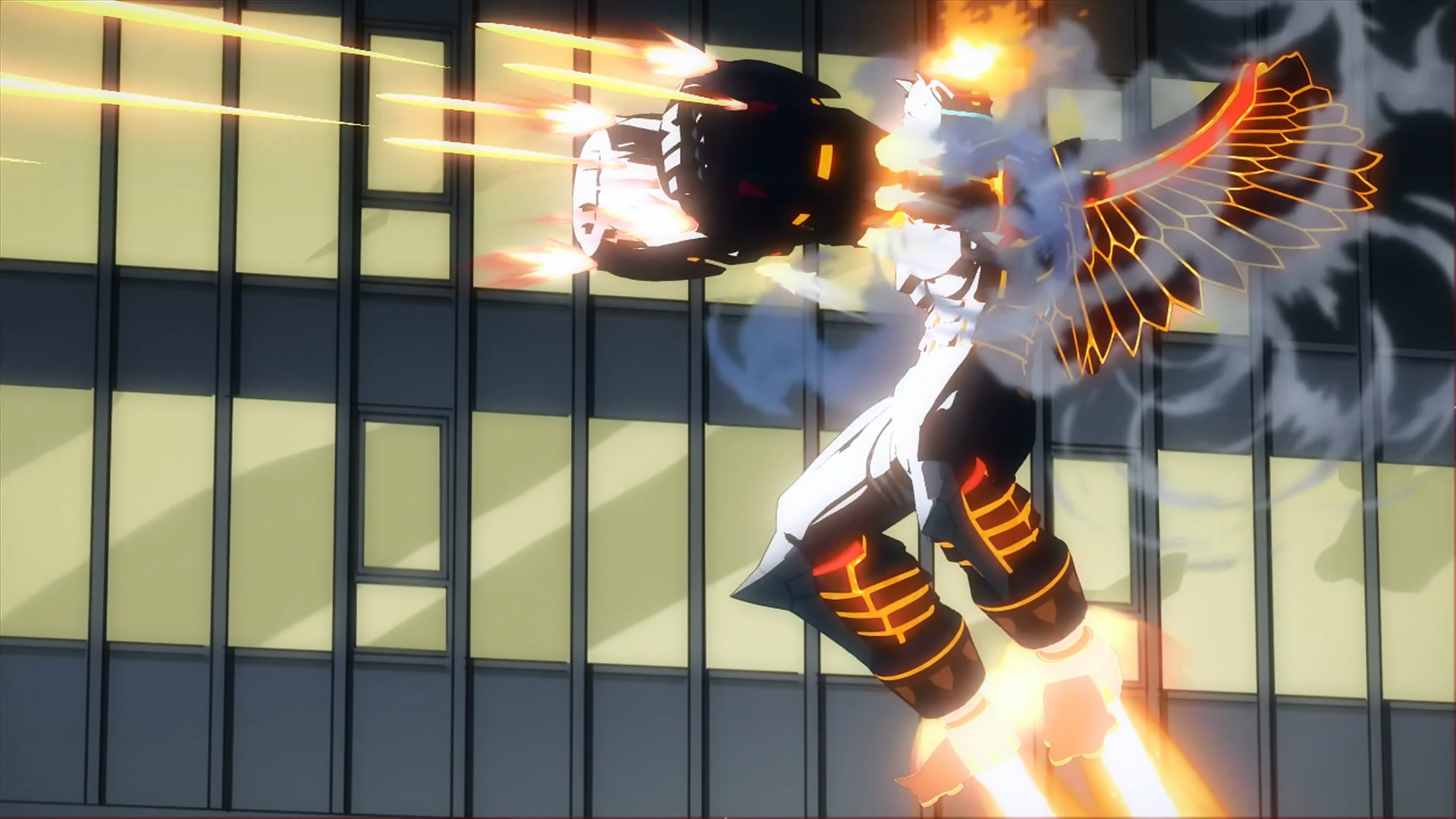 Gatchaman Crowds – Episode 04 Review