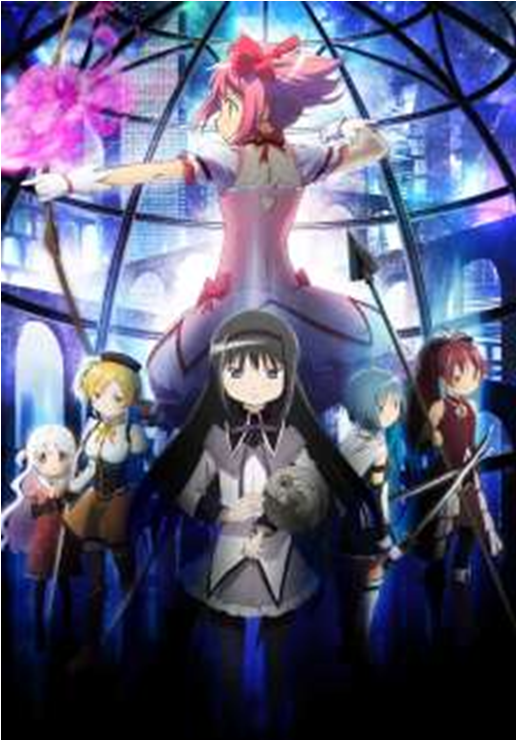 Puella Magi Madoka Magica The Movie –Rebellion- is set for Theatrical Release across the U.S. and Canada
