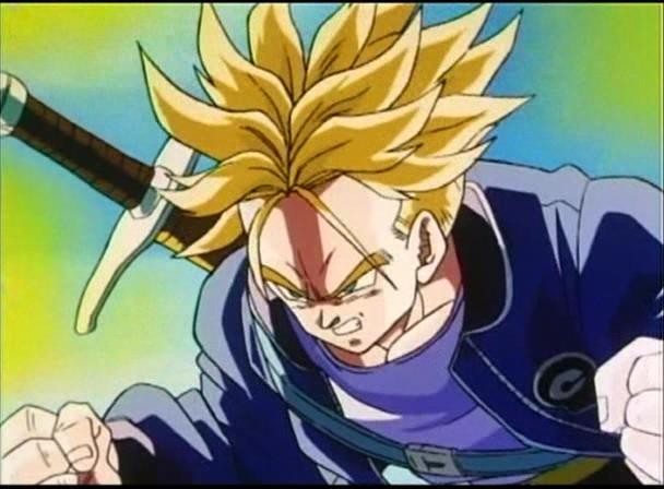 Dragon Ball Z: History of Trunks TV Special