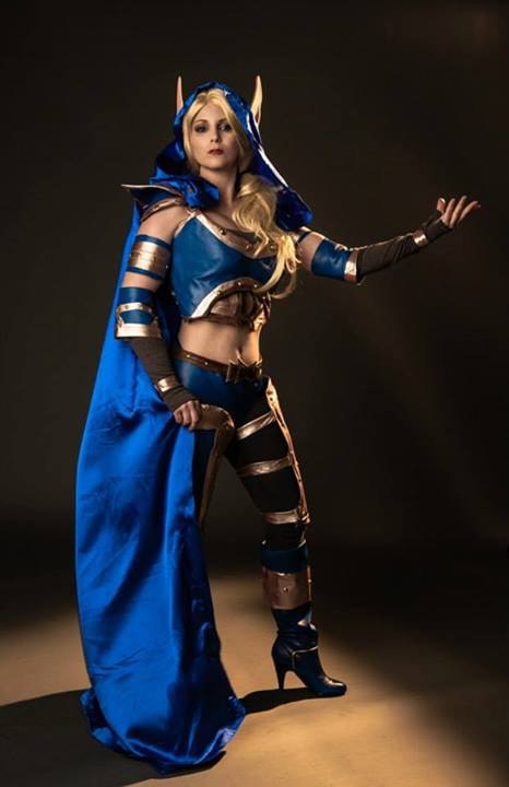 Cosplayer Spotlight #08: Shattered Stitch Cosplay