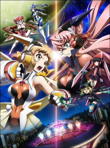 Symphogear G – First Impression