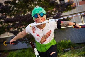 Roronoa Zoro from One Piece  Photography by Ken AD Photography