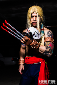 04 dat manly cosplay battle damaged vega