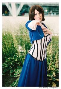 AnimeSecrets Halloween Cosplay Contest 2013 - Entry 02 - Elizabeth from Bioshock Infinite