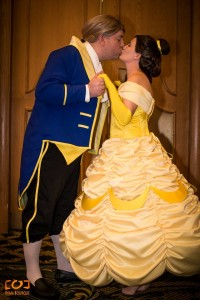 AnimeSecrets Halloween Cosplay Contest 2013 - Entry 10 - Prince Adam and Belle from Beauty and the Beast