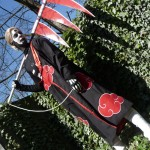 AnimeSecrets Halloween Cosplay Contest 2013 - Entry 22 - Hidan from Naruto Shippden