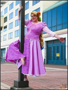 AnimeSecrets Halloween Cosplay Contest 2013 - Entry 24 - Rapunzel from Disneys Tangled