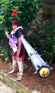 AnimeSecrets Halloween Cosplay Contest 2013 - Entry 27 - Kamikirimusi from Soul Calibur IV