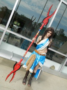 AnimeSecrets Halloween Cosplay Contest 2013 - Entry 38 - Oerba Yun Fang from Final Fantasy XIII