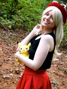 AnimeSecrets Halloween Cosplay Contest 2013 - Entry 44 - Serena the female Pokemon trainer from Pokemon X&Y