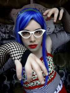 AnimeSecrets Halloween Cosplay Contest 2013 - Entry 45 - Ghoulia Yelps from Monster High