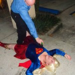 AnimeSecrets Halloween Cosplay Contest 2013 - Entry 57 - Lex Luthor and Super Girl