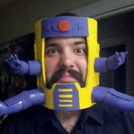 AnimeSecrets Halloween Cosplay Contest 2013 - Entry 59 - MODOK from Marvel Comics