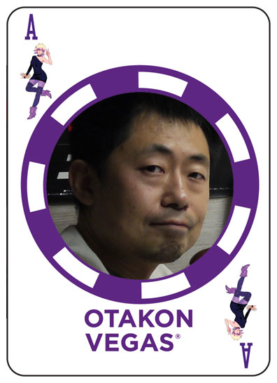 Otakon Vegas 2014 to Animation Director Masahiro Ando