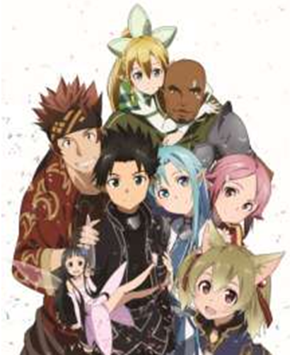 Sword Art Online Extra Edition Set to Stream Worldwide